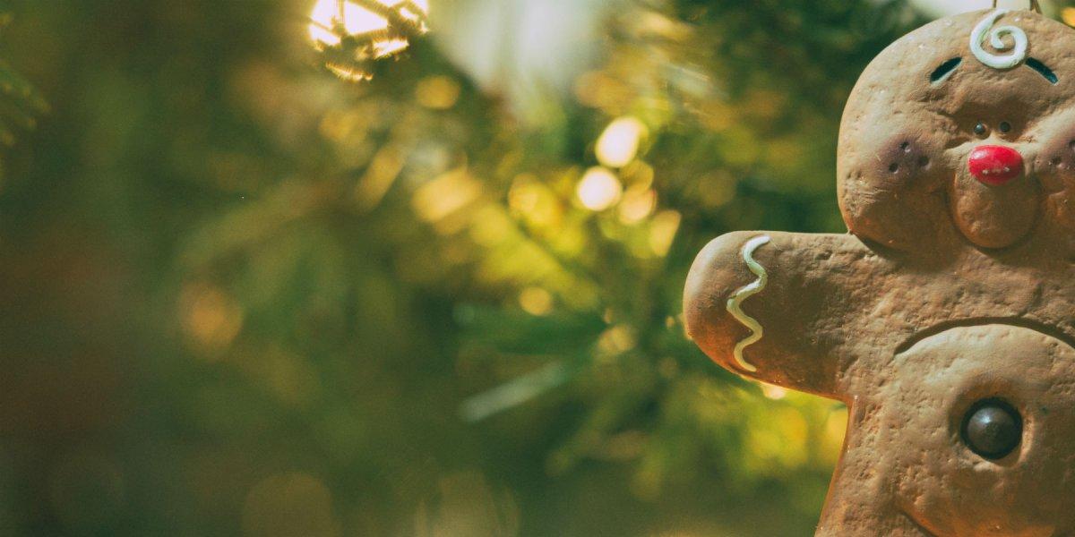 Christmas gingerman