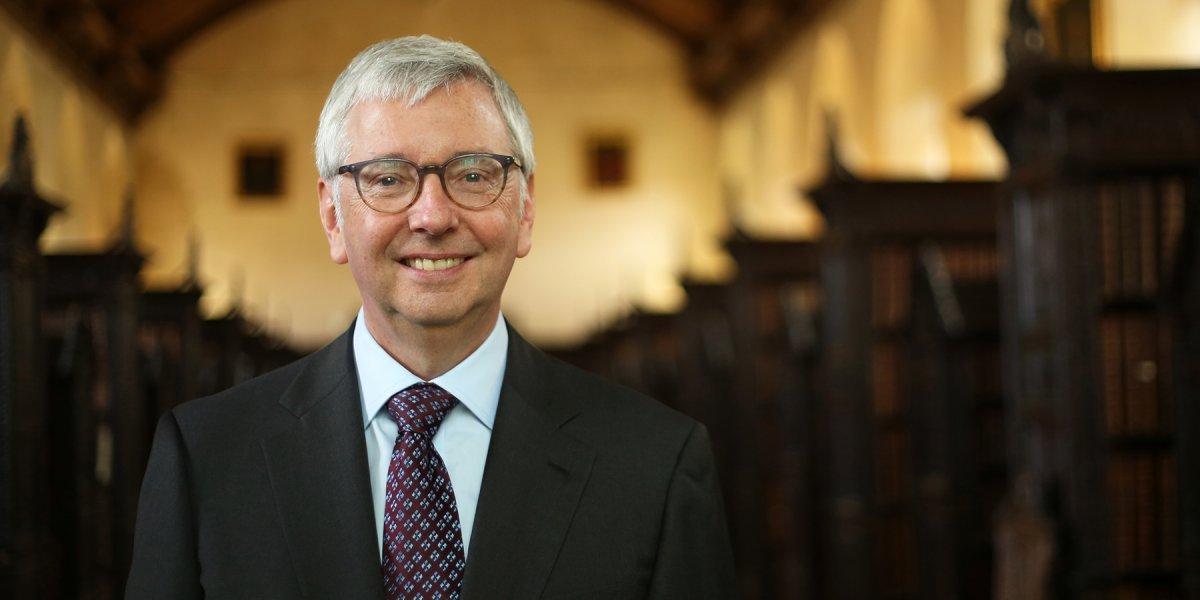 Vice-Chancellor Professor Stephen Toope