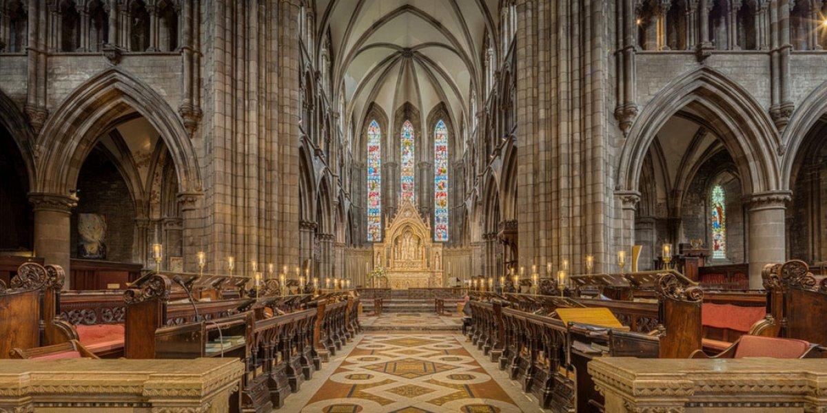 Resultado de imagem para st mary's cathedral, edinburgh