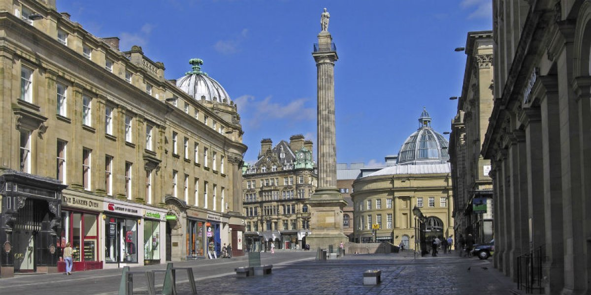 Newcastle Greys Monument
