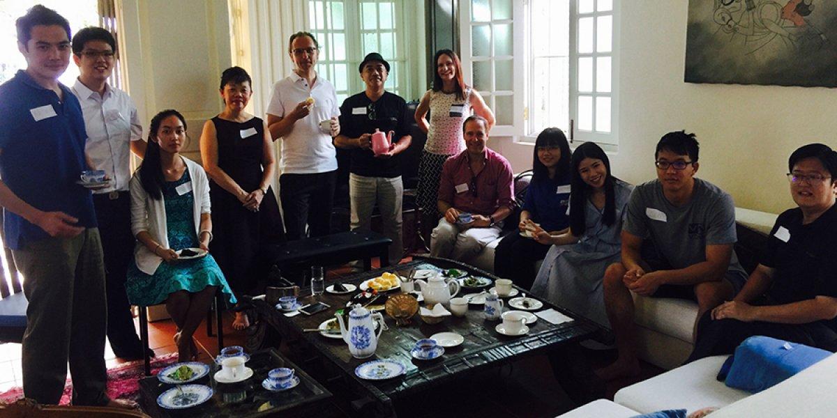 Oxbridge Afternoon Tea 2017