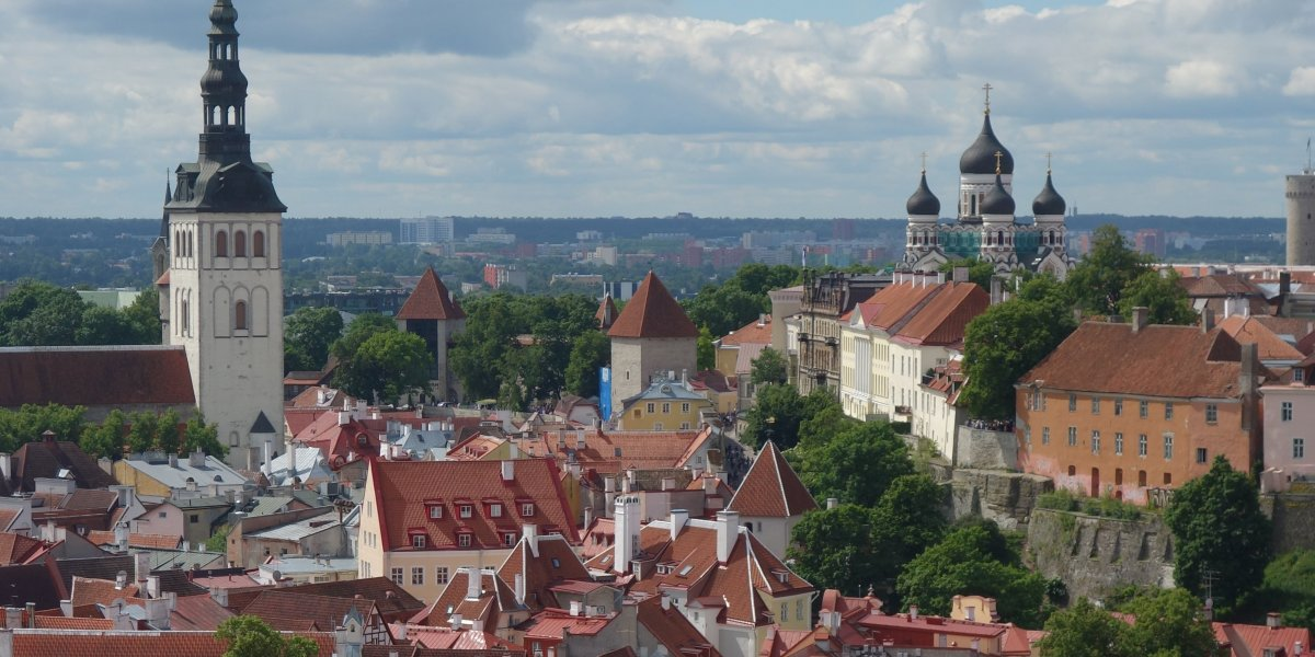 Russia Tallinn