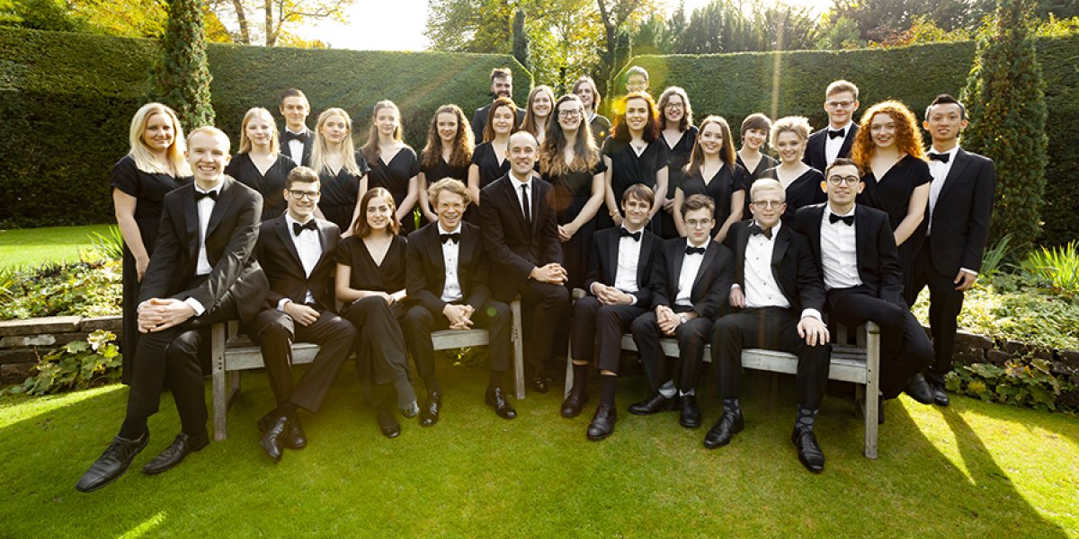 Choir of Clare College Cambridge
