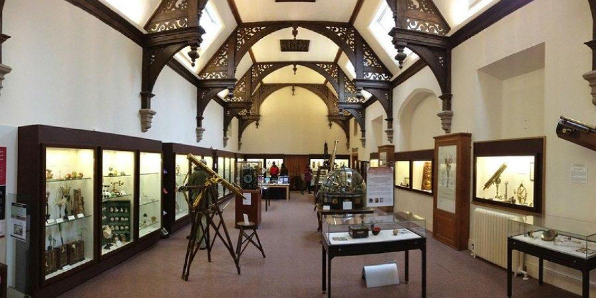 Whipple Museum at University of Cambridge