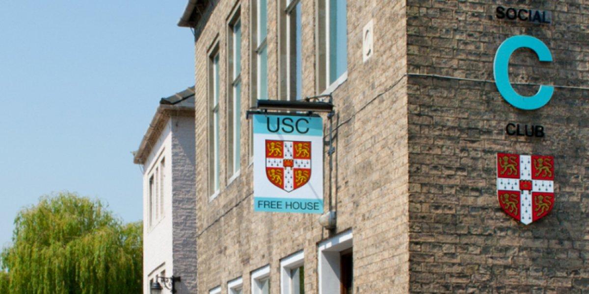 University Social Club exterior