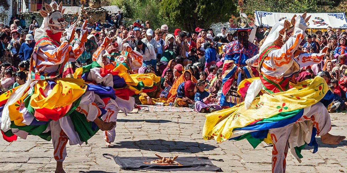 Bumtang Festival