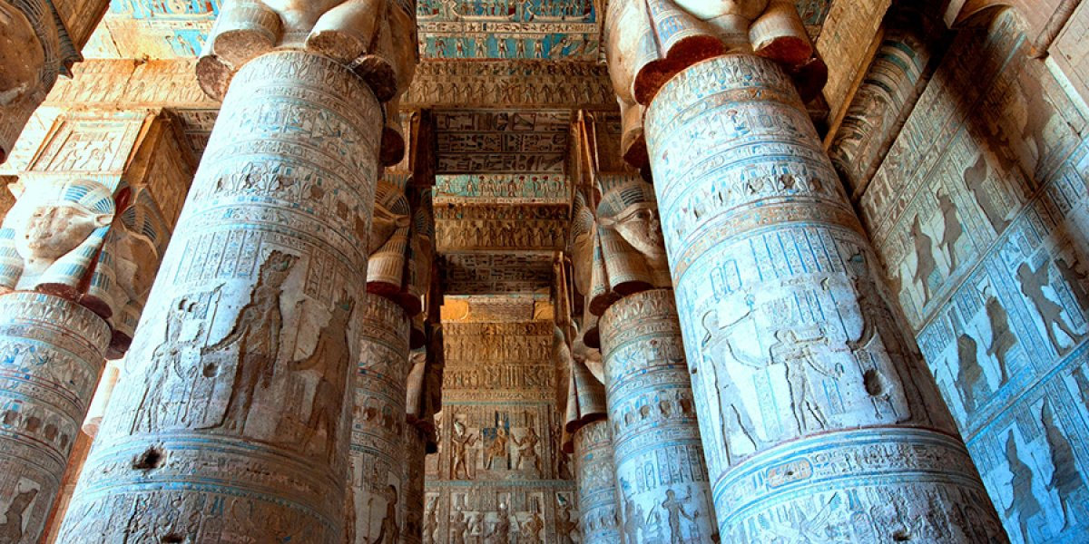Dendera Hathor