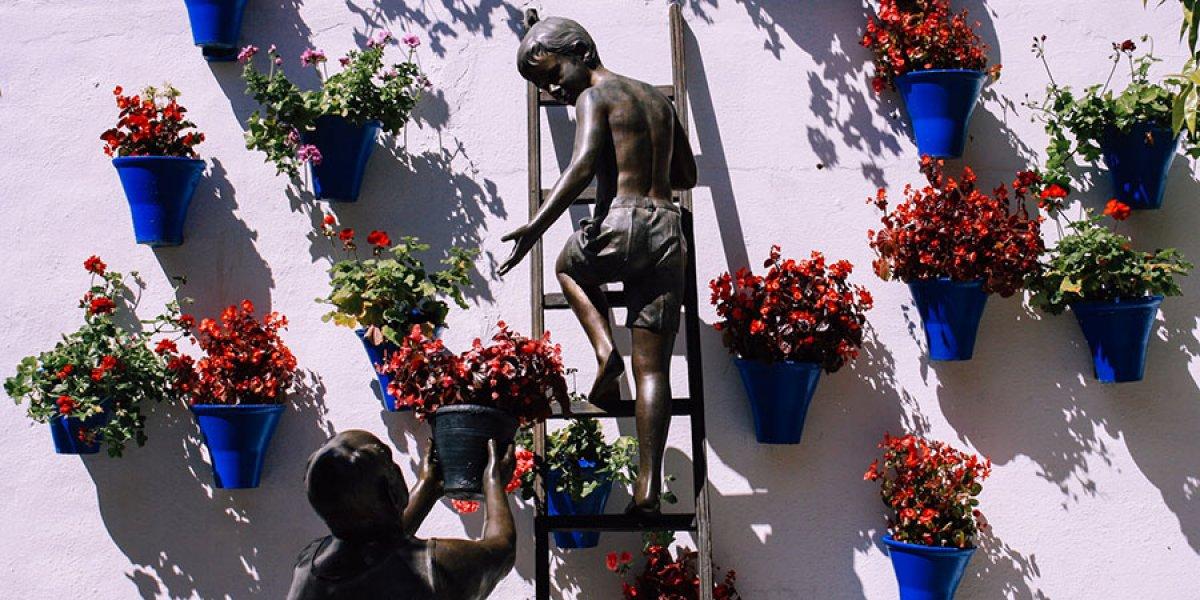 Cordoba Statue