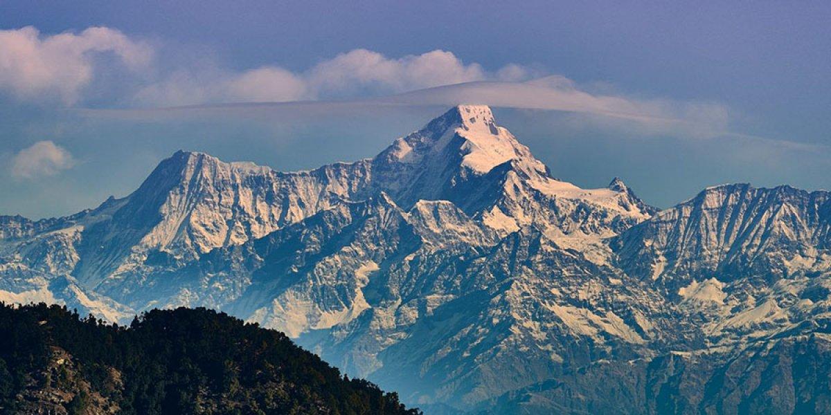 Himalayas Mountain View