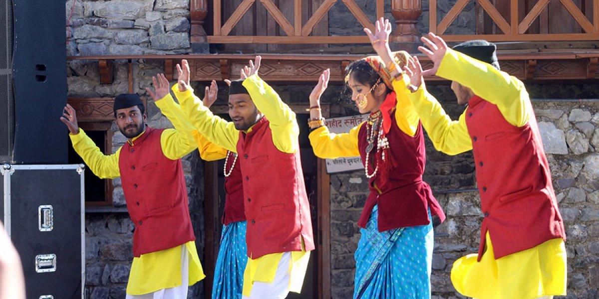 Kumaon Traditional Dance