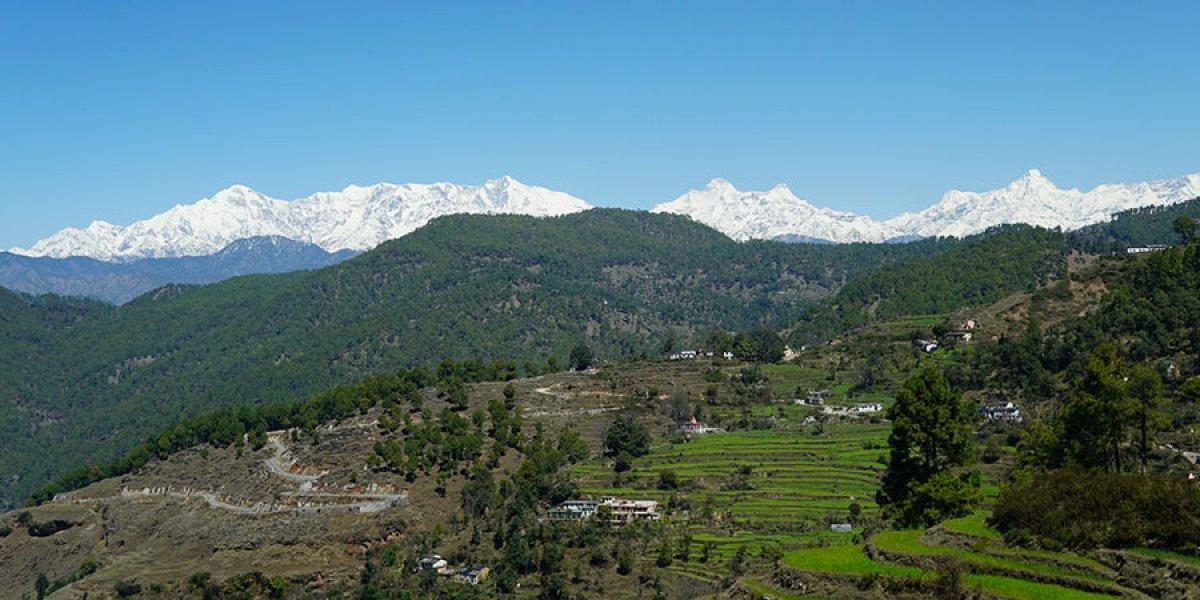 View of Himalaya
