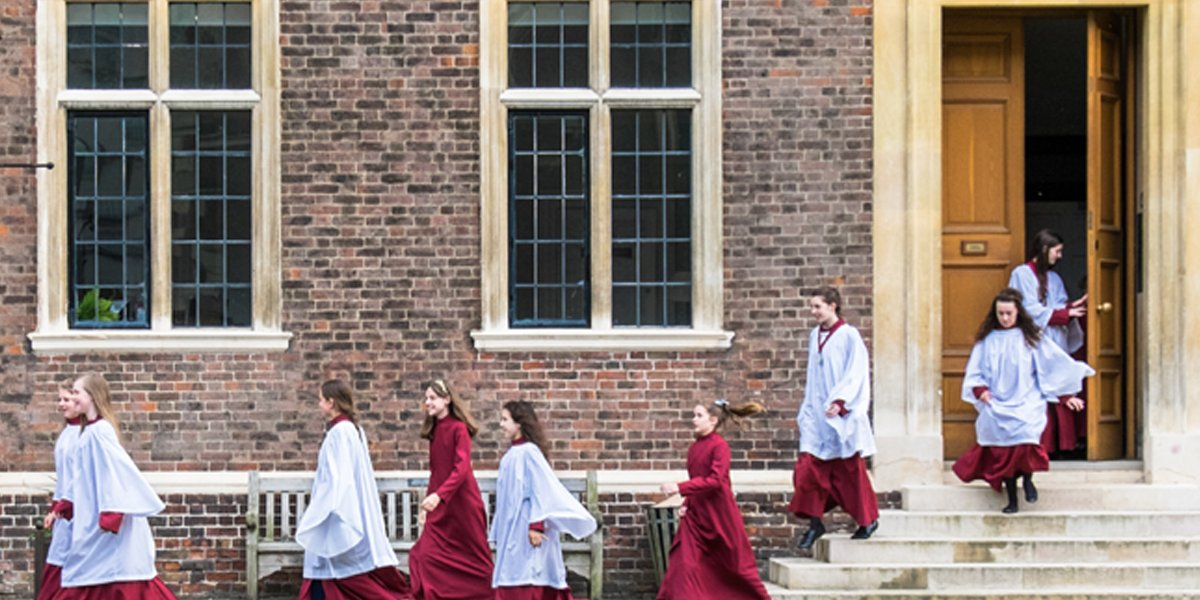 St Catharine's College Choir