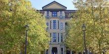 CJBS Building - front view