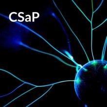 CSap podcast logo