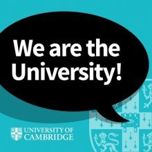 We are the University podcast series logo