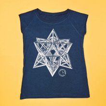 University Library design t-shirt