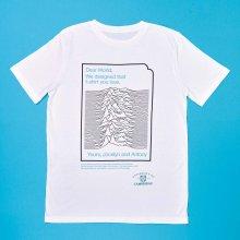 Dear World... Yours, Cambridge pulsars t-shirt