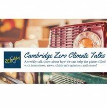 Cambridge Zero Climate talks
