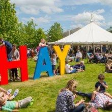 Hay Festival press image
