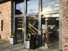 Office entrance for Mark Carey